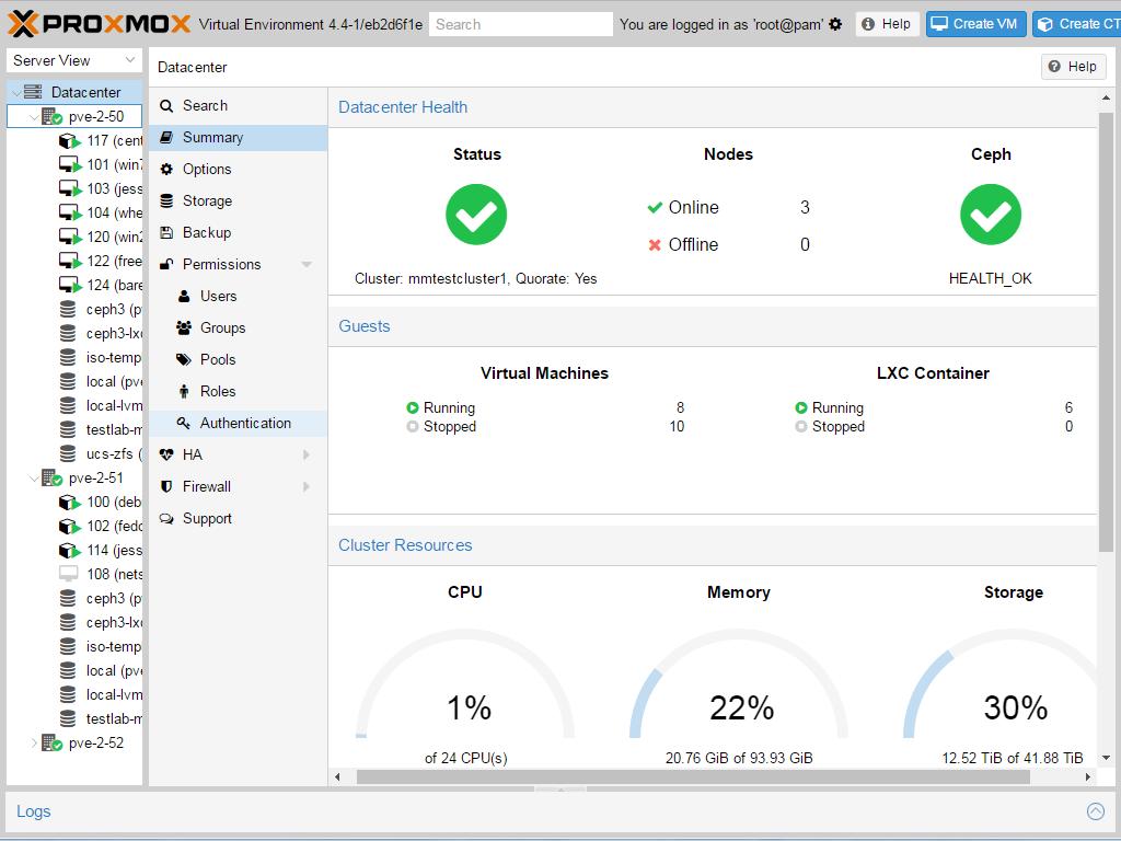 Proxmox Enterprise Virtualization Solution – Official Malaysia & SEA